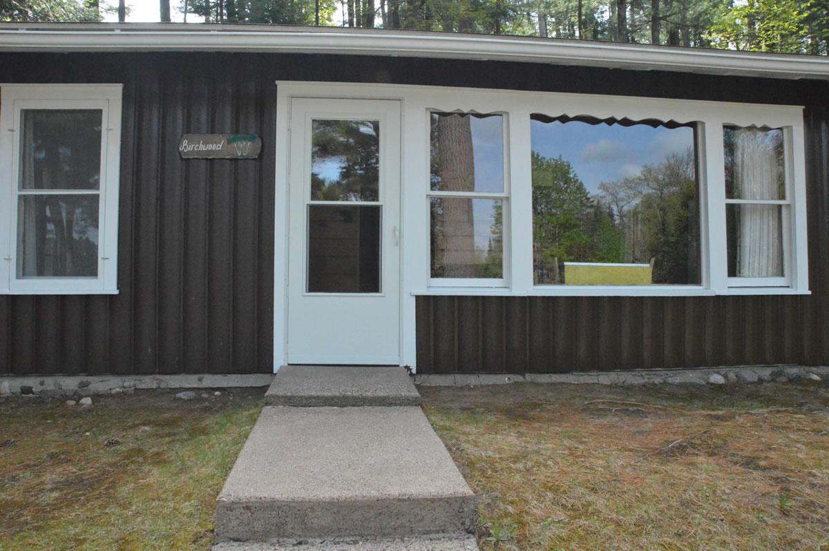 Birchwood Vacation Rental Cabin • Driftwood Lodge Resort